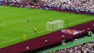 Chicharito West Ham Athletic de Bilbao