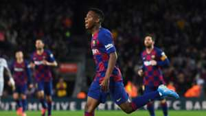 'I still doubt if all this is real' - Fati revels in latest Barca milestone