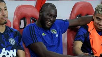 Romelu Lukaku Manchester United 2019-20