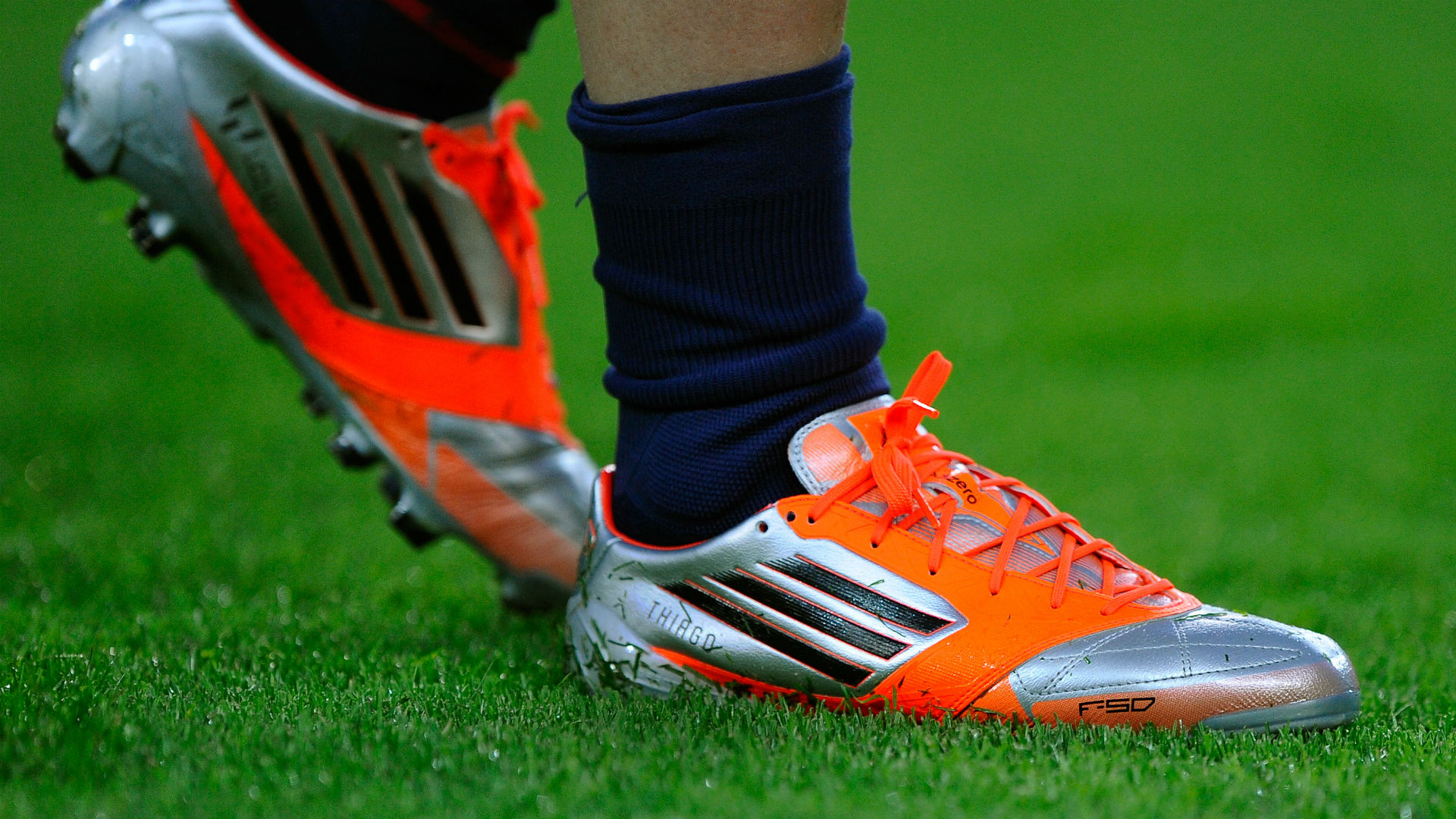 Lionel Messi's boots a history of the Barcelona