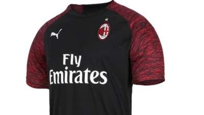 Milan alternatif forması 2018/2019