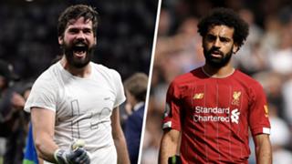 Alisson Mohamed Salah 2019