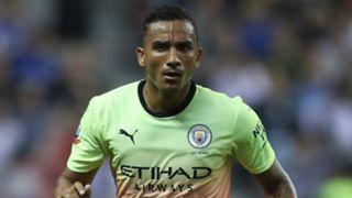 Danilo Manchester City 2019-20