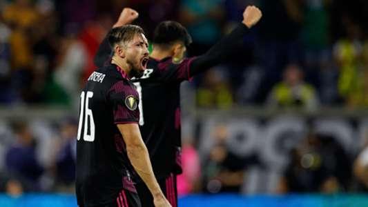 Mexico escape brawl with Canada to book highly-anticipated USMNT rematch | Goal.com