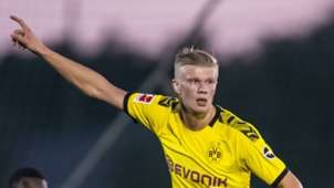 Erling Haaland BVB Borussia Dortmund 11-01-2020