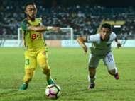 Khairul Helmi Johari Kedah Ferris Danial Terengganu Malaysia FA Cup 13052017