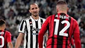 Juventus Turin v AC Milan résumé du match, 19/09/2021, Serie A | Goal.com