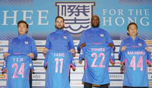 Kitchee signs 4 new players