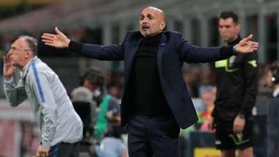 Luciano Spalletti Inter Chievo Serie A