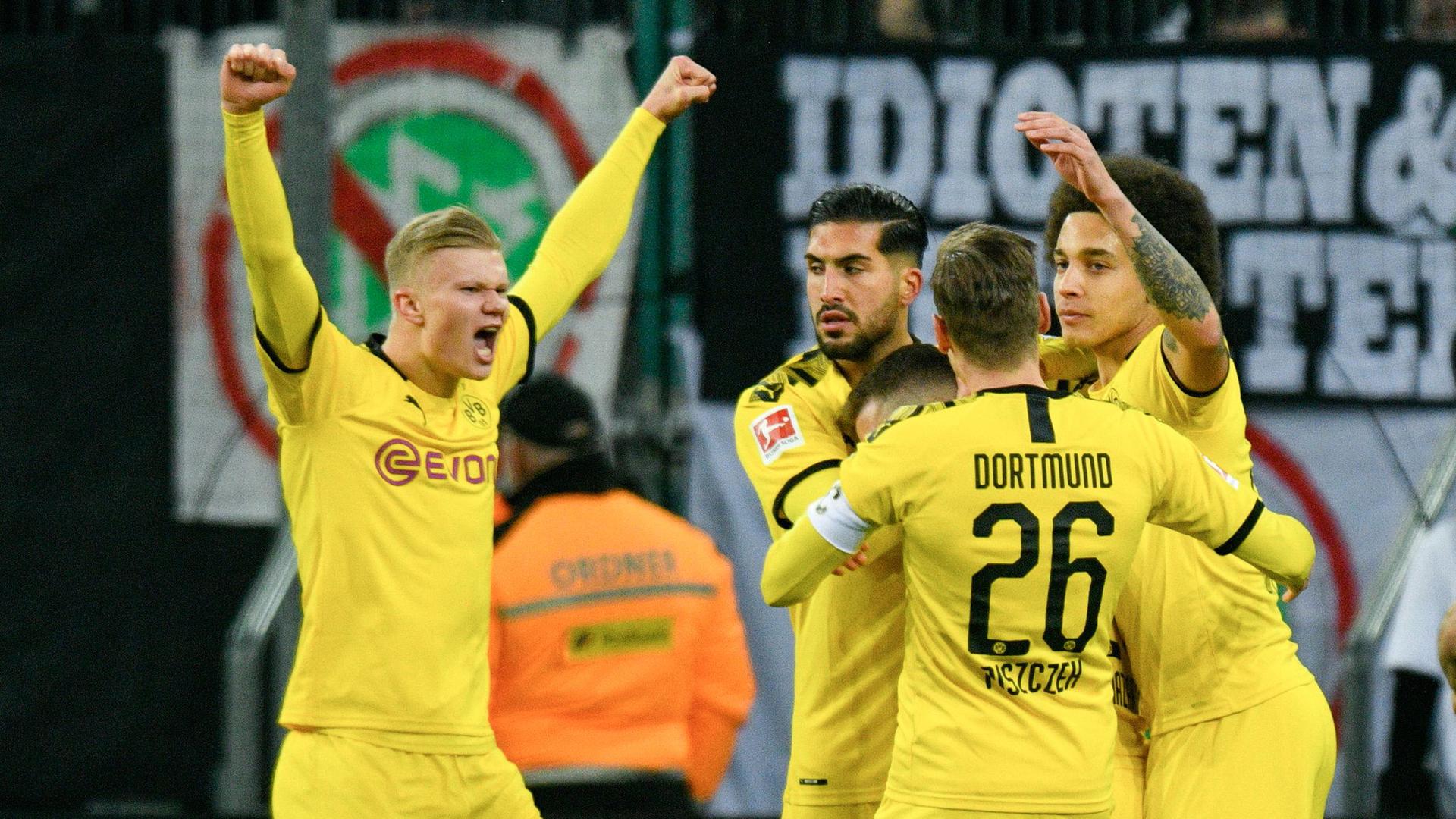 Gehalt Borussia Dortmund