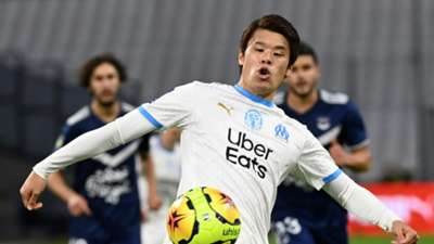 Hiroki Sakai Marseille 2020-10-17