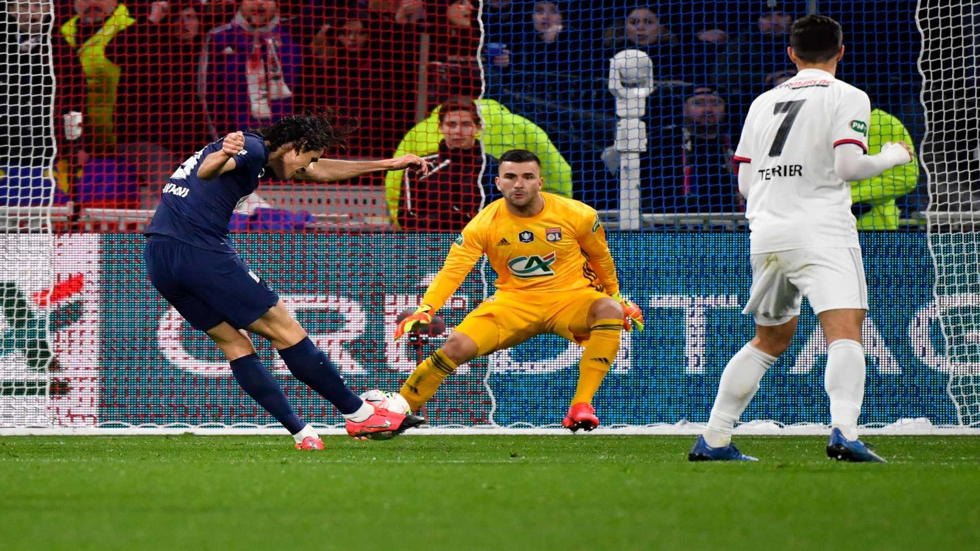 Coupe de la Ligue - La finale OL-PSG reportée