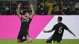 Lucas Ocampos Leandro Paredes Germany Argentina Friendly 09102019