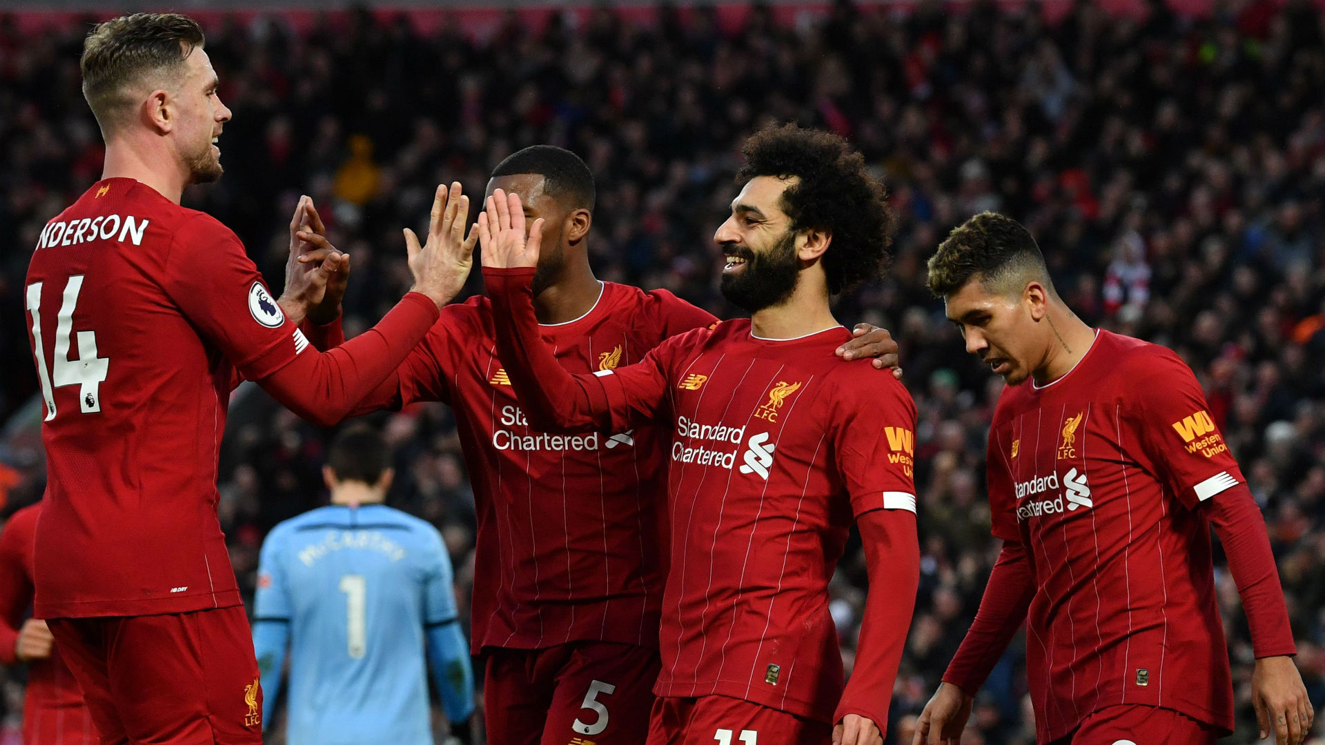 Liverpool will win the title one way or another' - UEFA president ...