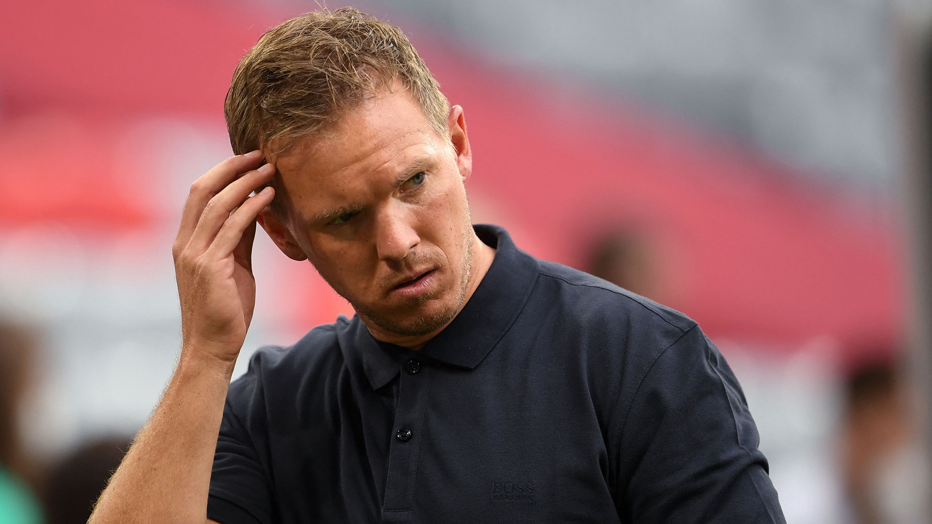 Nagelsmann misses Bayern Munich trip to Benfica with 'flu-like infection'