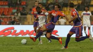Pronay Halder Manuel Jesus Ortiz Toribio FC Pune City FC Goa ISL 4 02252017