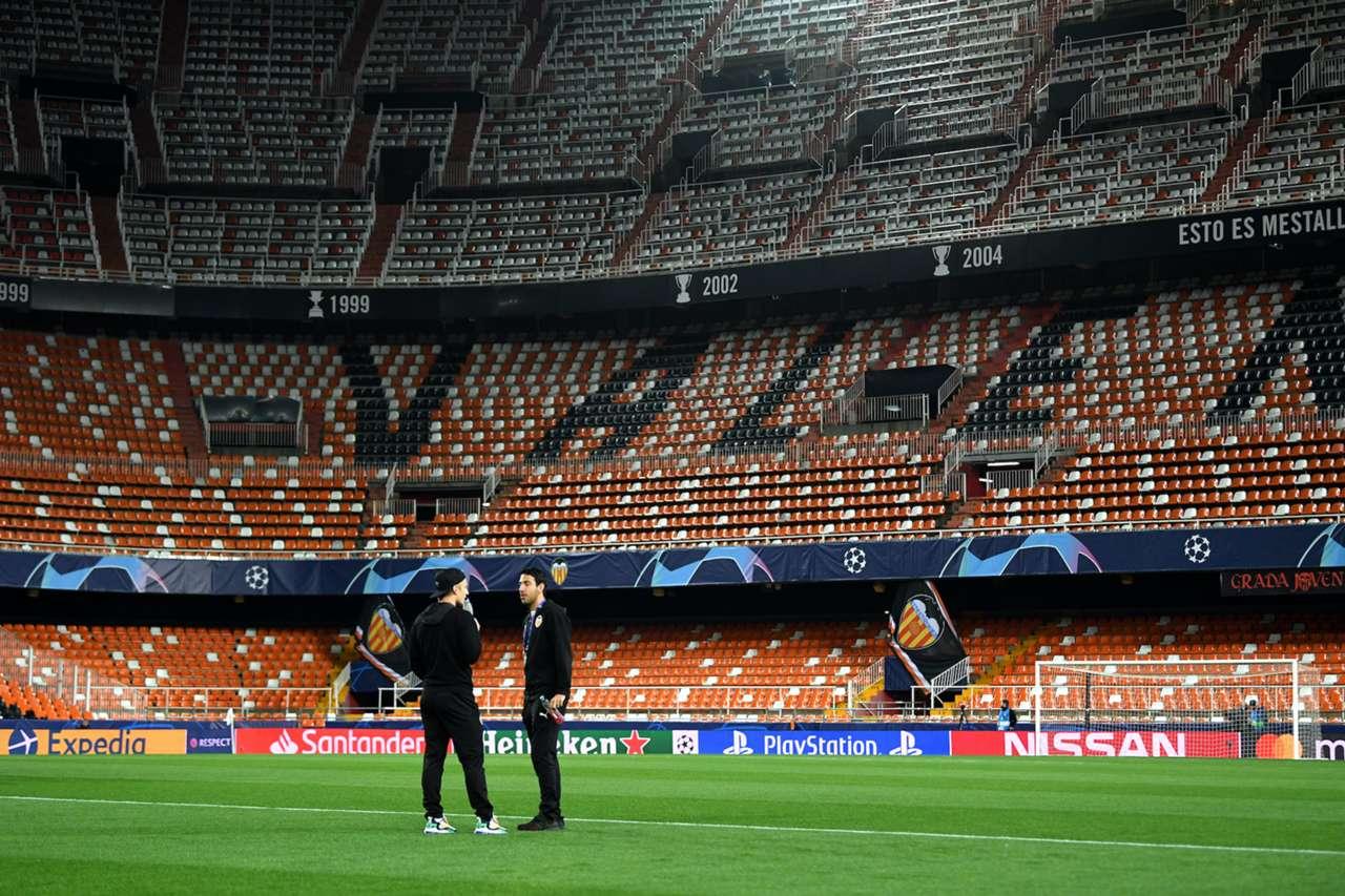 Champions League podría concluir con un mini torneo en una ciudad, Lisboa sería la sede en este formato