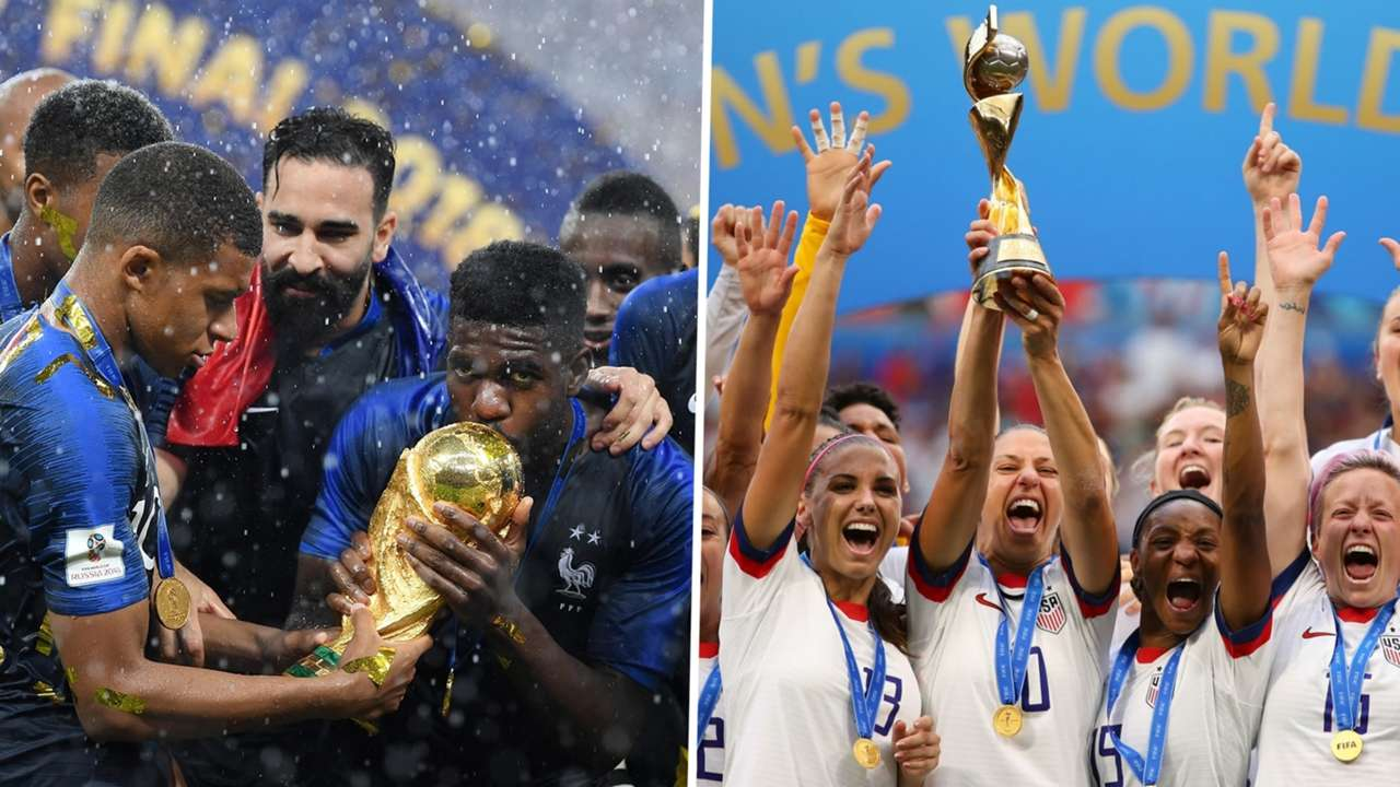 World Cup France USWNT