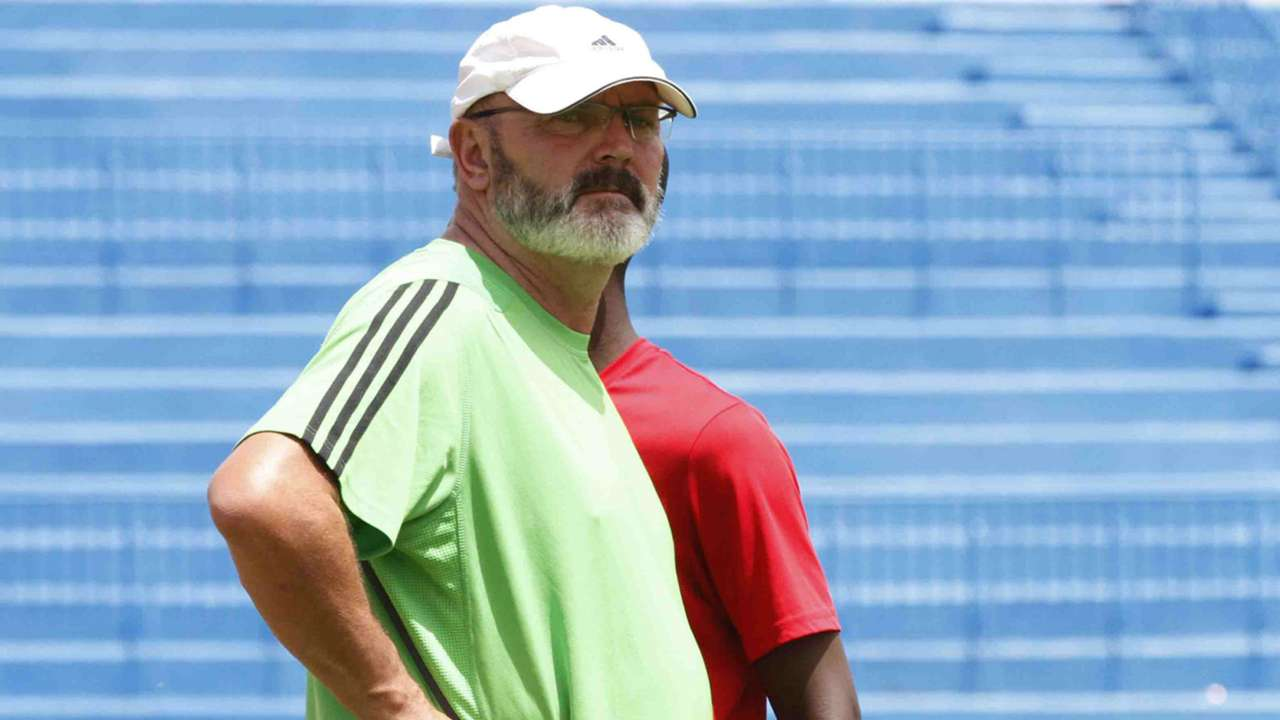 Bobby Williamson of Kenya and Harambee Stars.