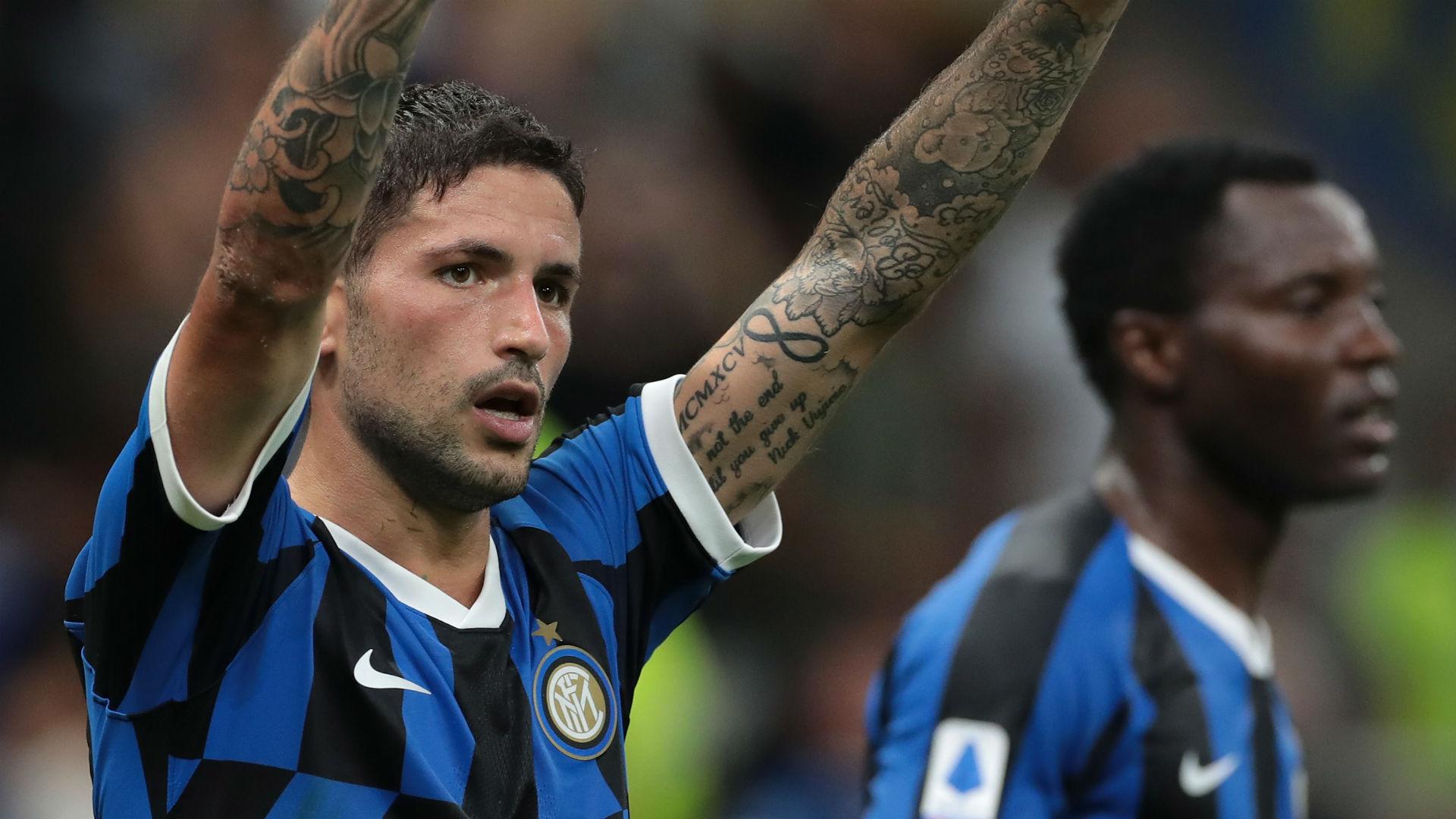 Infortunio Sensi, tegola per l'Inter: si ferma il centrocampista nerazzurro [DETTAGLI]