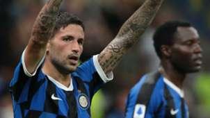 Stefano Sensi Inter v Udinese 09142019
