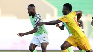 Mfon Udoh, Nigeria vs Togo - Wafu Cup of Nations