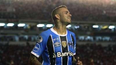 Luan Guilherme Independiente Gremio Recopa 14022018