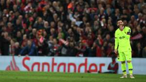 Messi Liverpool Barcelona Champions League 2018/19 Semifinal