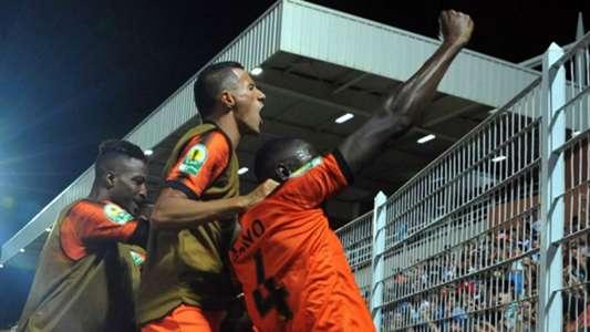 Caf Confederation Cup: Antwi's Pyramids bow to Berkane in final   Goal.com