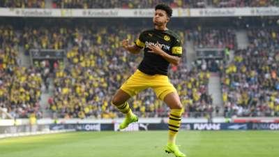 Jadon Sancho BVB Borussia Dortmund 20102018