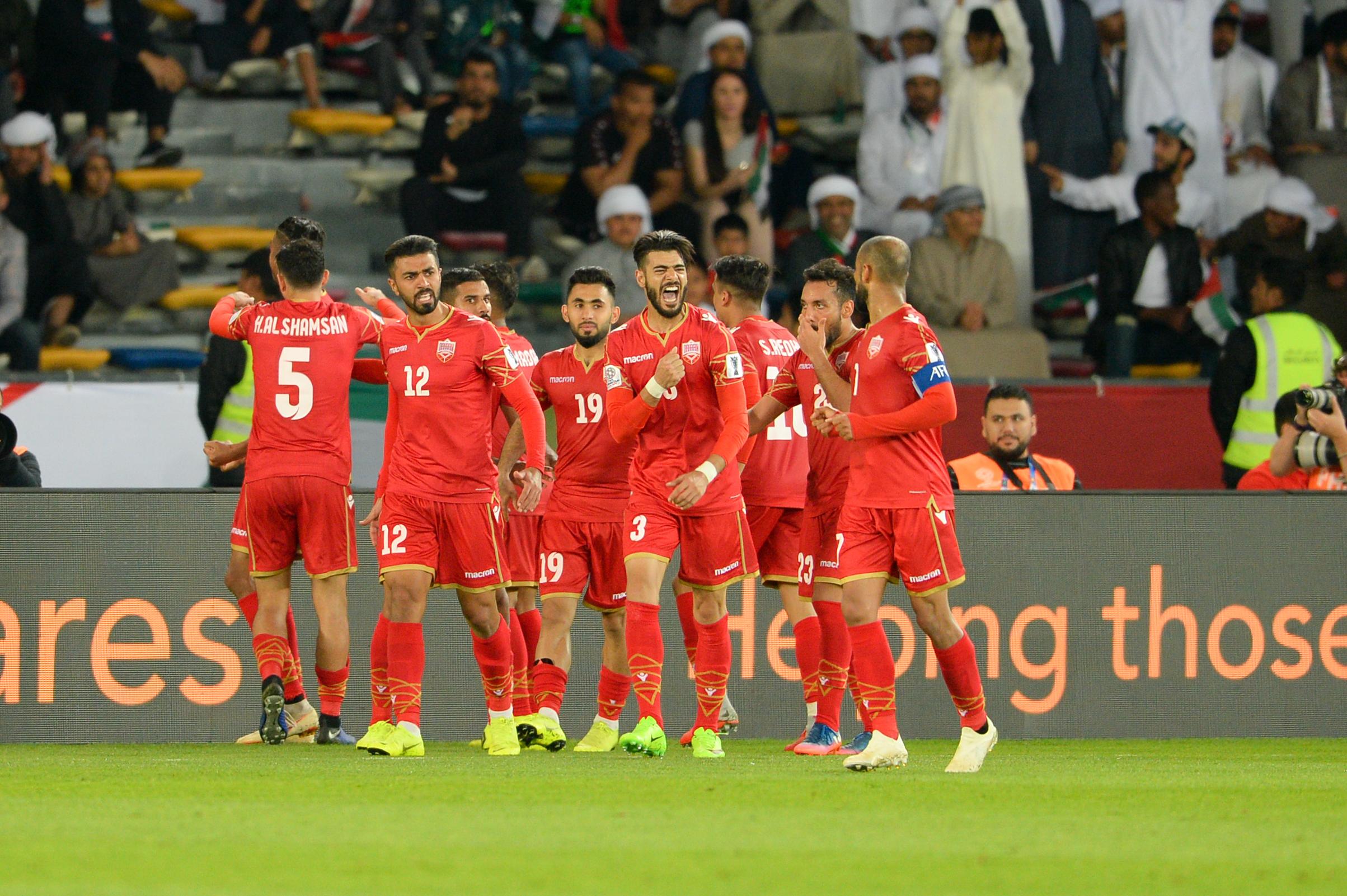 Bahrain AFC Asian Cup 2019