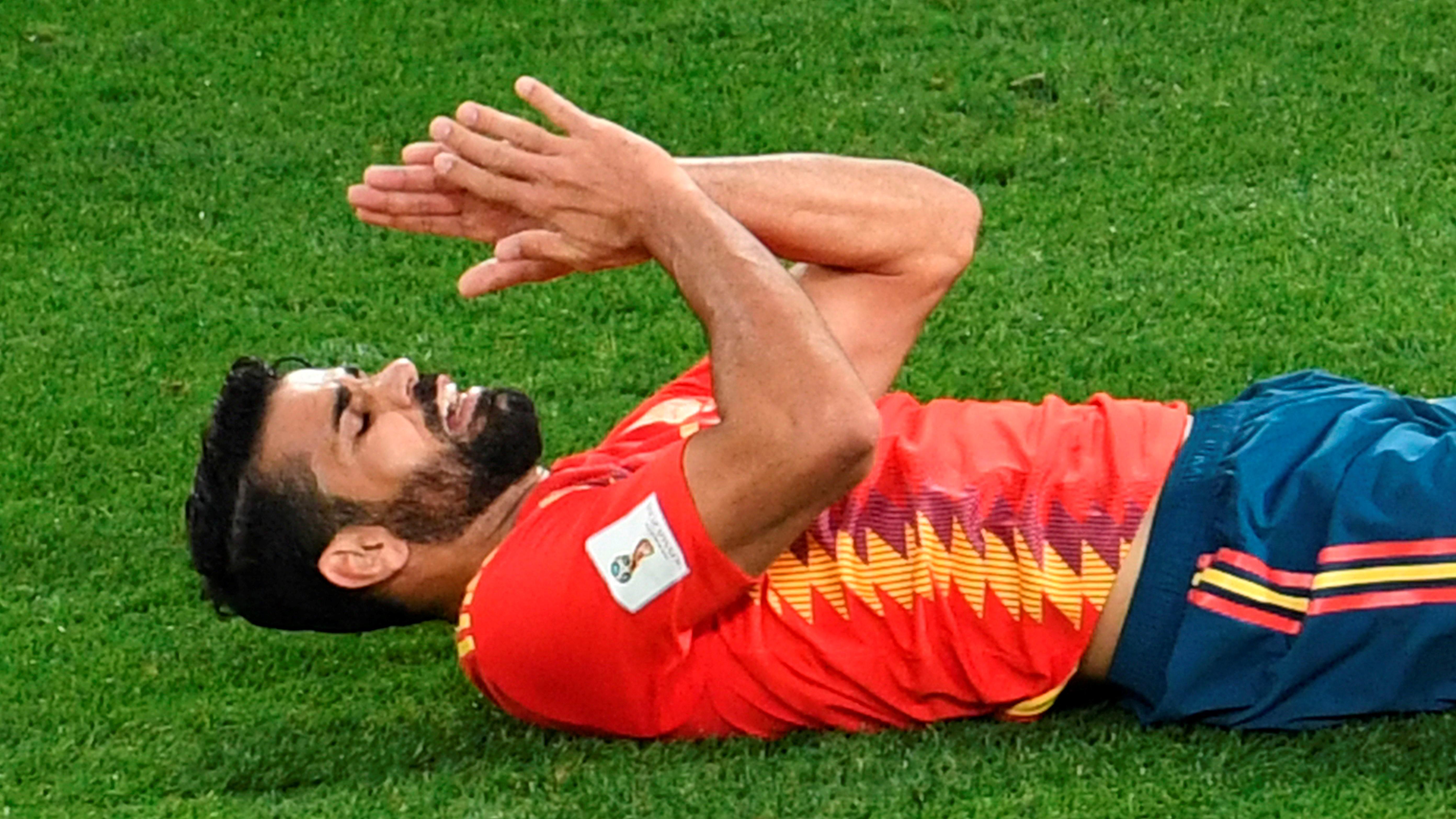 Diego Costa Spain Morocco España Marruecos 25062018
