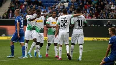 Borussia Mönchengladbach Gladbach Bundesliga 28092019