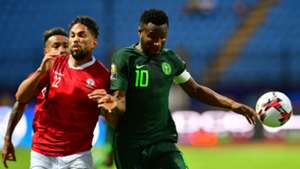 John Obi Mikel - Nigeria
