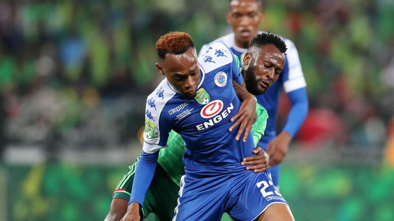 SuperSport United, Thabo Mnyamane & Orlando Pirates, Mpho Makola