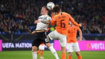 Toni Kroos Germany Netherlands