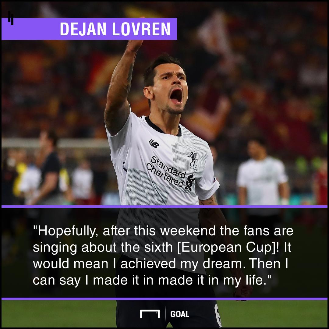 Dejan Lovren Liverpool PS