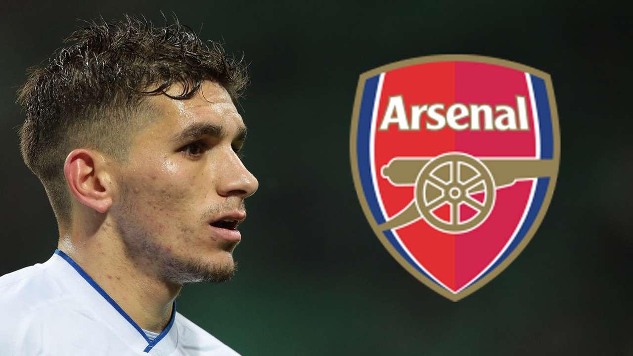 GFX Lucas Torreira Arsenal
