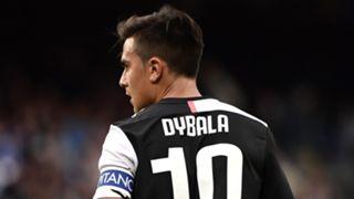 Paulo Dybala Juventus 2019