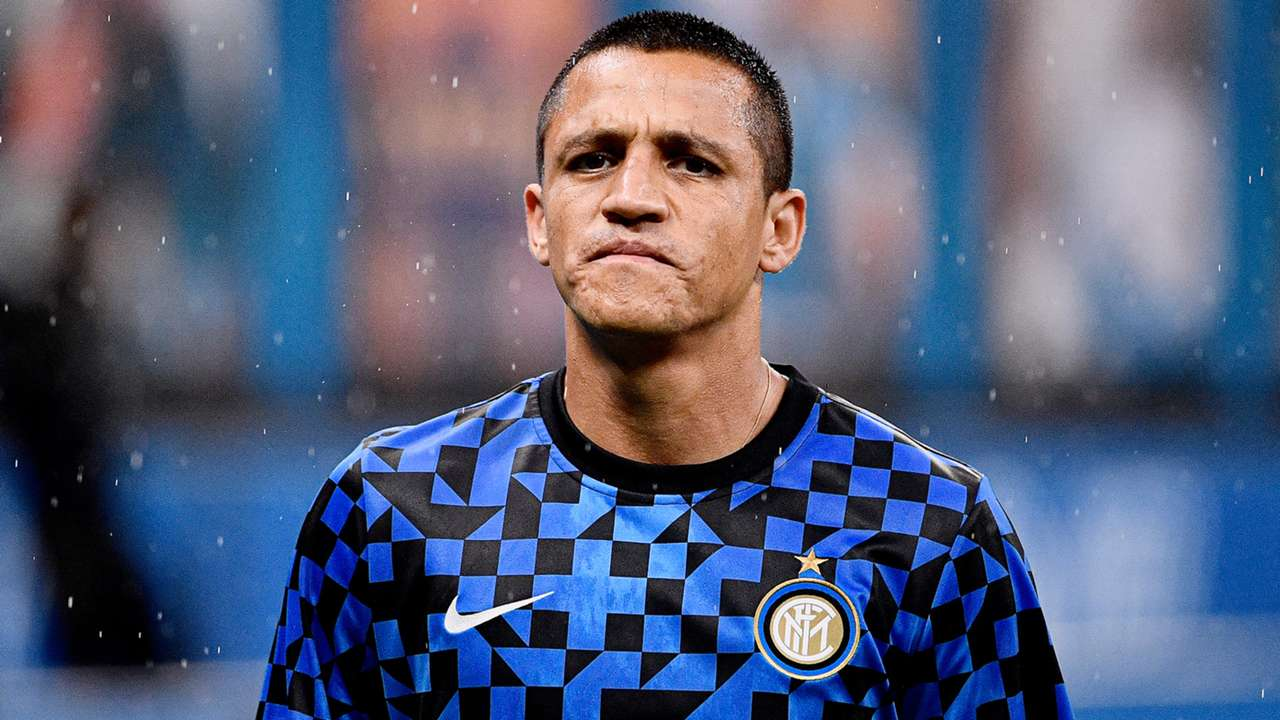Alexis Sanchez Inter 2020
