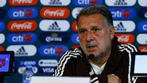Tata Martino Selección mexicana