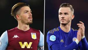 Jack Grealish, James Maddison