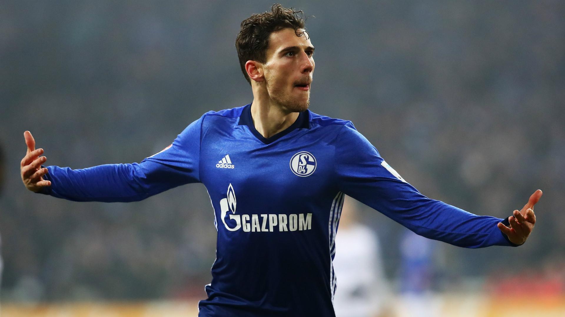 Leon Goretzka Schalke