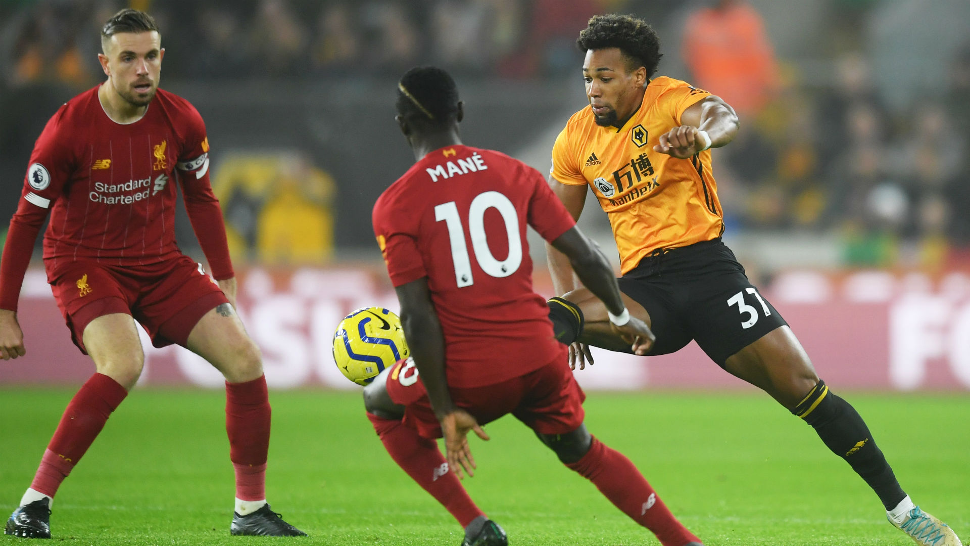 'There is more to come from Wolves' Adama Traore' - Joe Cole