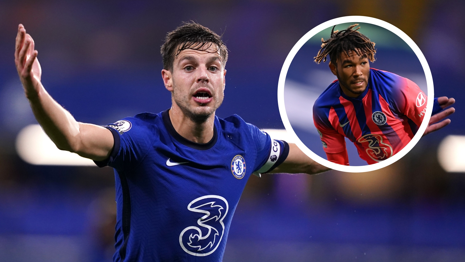 Azpilicueta eyes James' place after ending two-month Premier League exile at Chelsea