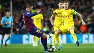 """Barça - Lenglet sur Dembélé : """"Quelqu'un qui a le football dans le coeur"""""""