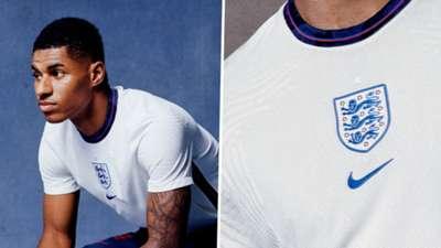 England Euro 2020 home kit