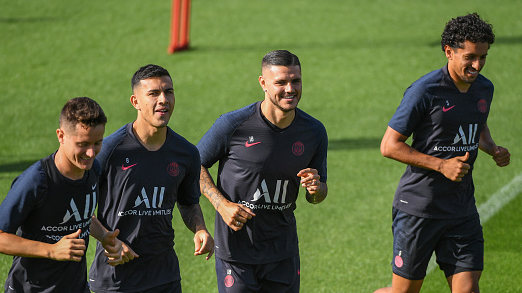 Icardi: An honour to play with Neymar & Mbappe at PSG