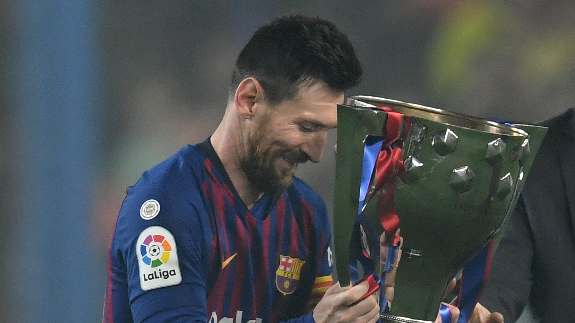 Magic Messi makes Barcelona history as Iniesta's La Liga record is beaten