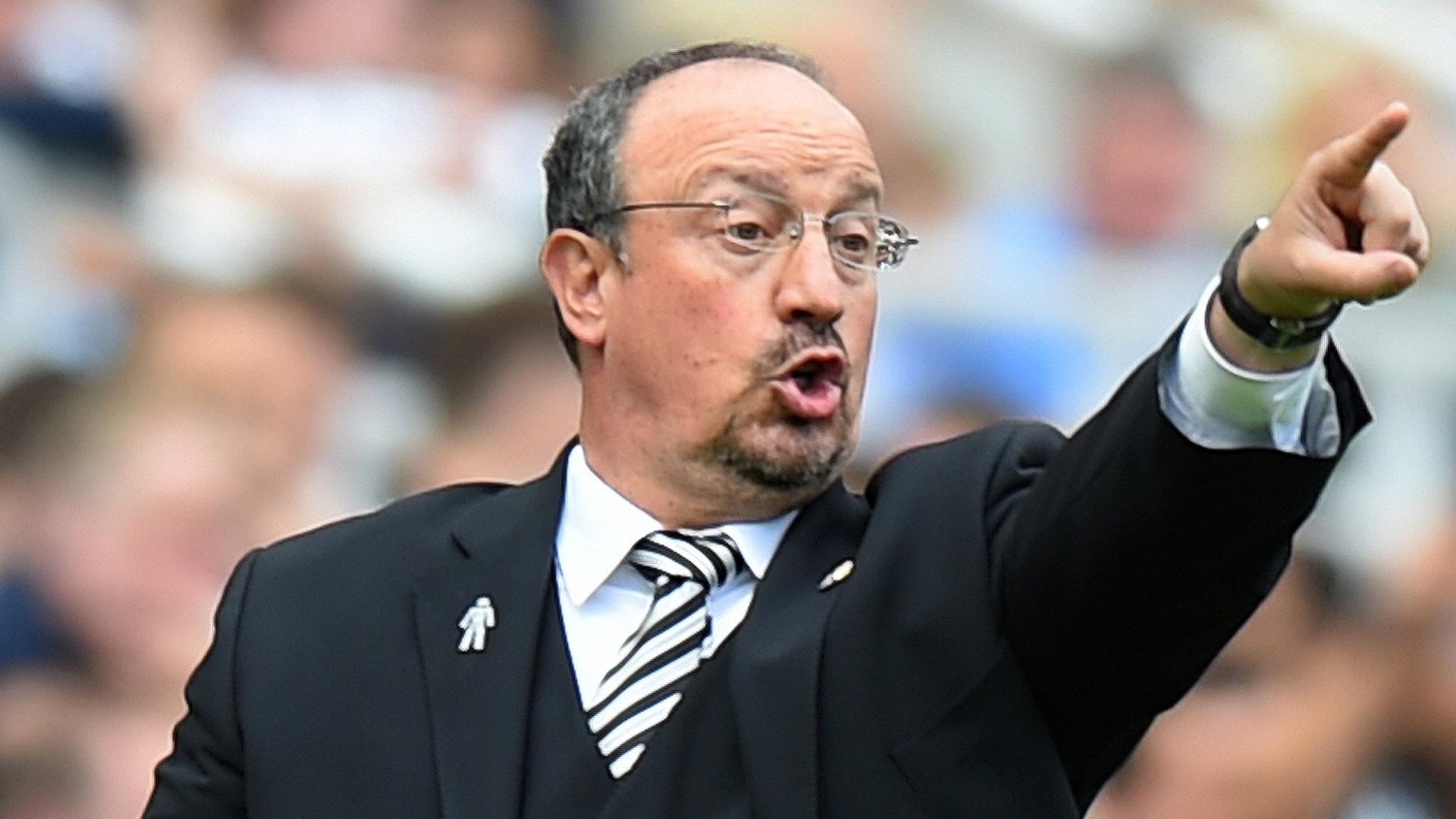 2018-08-12 Rafael Benitez Newcastle